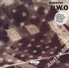 Ministry  N.W.O.    1O LP  LIMIT