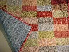 May have just found Cleo's quilt!!