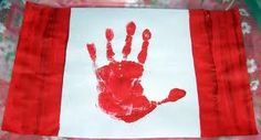 Canada Day crafts for kids - Google Search