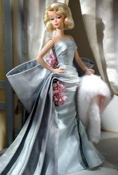 silkstone barbie 2013 | uma das primeiras bonecas lançadas na série BFMC em corpo Silkstone ...