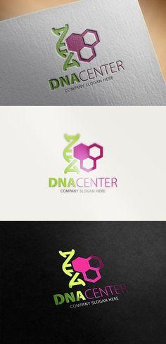 Dna Center Logo . Human Icons. $28.00