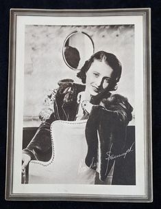 Barbara Stanwyck Studio Portrait Distributed by Lux Toilet   Etsy