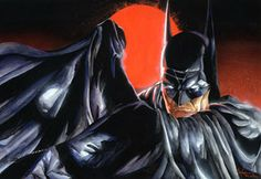 Rob Hough Batman_after logo