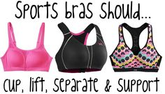 Science of fitness apparel: What you need to know via @Amy Lampe Gone Sporty TM
