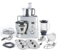 Kenwood Cooking Chef Kitchen Machine: stand mixer, blender, food ...