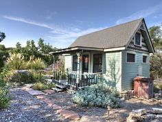 Tiny Vacation Houses for Rent - Tiny Rental Homes - Country Living