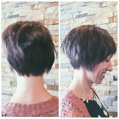 Pixie cut, short hair, textured hair,