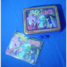 Naruto : Box + Memo ~~~ Japangoodsshop.com Items from Japan :  New & Used Thousands of items. Unique Gifts, Fashion, Games, Toys, Hobbies, Collector's Items, Foodstuff, Home Decor and more