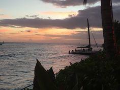 #Unforgettable sunsets #hawaii