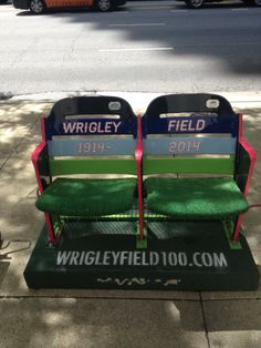 100 Years Of Wrigley On Michigan Ave
