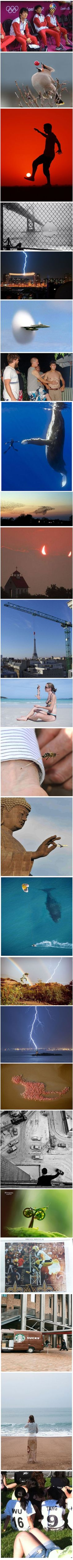 It is all in the timing – Perfectly Timed Pictures