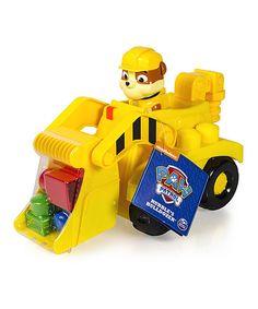 Love this PAW Patrol Rubble's Bulldozer by PAW Patrol on #zulily! #zulilyfinds