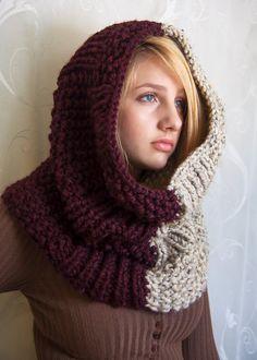 pasos para hacer una bufanda de moda
