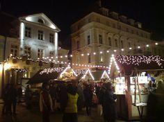 Spend Christmas in Talinn, Estonia...