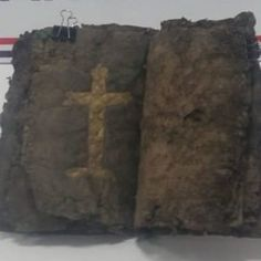 A Bible thought to be years old was found in a police operation in southeastern Turkey, the governor's office said on Feb. Founded In, Holy Spirit, Police, Outdoor Blanket, Turkey, Bible, Thing 1, Things To Sell, Holy Ghost
