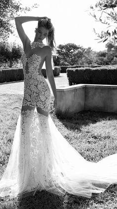 IDAN COHEN bridal 2017 illusion long sleeves sweetheart neckline mermaid lace wedding dress (luisa lia) mv long train #bridal #wedding #weddingdress #weddinggown #bridalgown #dreamgown #dreamdress #engaged #inspiration #bridalinspiration #weddinginspiration #weddingdresses