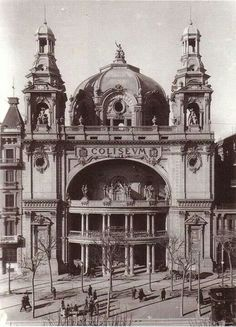 Teatre Coliseum/ Gran Via
