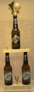 Beer Bottle Fantasy Baseball Trophy Championship #cheap #trophy    http://www.fantasytrophydepot.com/?goods=three-beer-bottle-fantasy-baseball-trophy