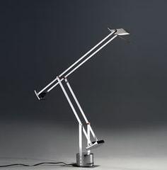 Artemide Lighting, Tizio X30 Designers Signature Lamp, desk lamp – DesignReasons