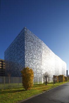 A Lille le 1er bâtiment d'archive à énergie positive de France - Le blog de habitat-durable