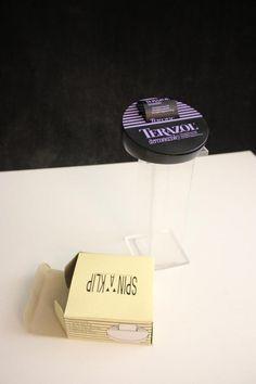 Terazol Terconazole Econ-o-line Spin-a-clip Paper Clip Dispenser W/ Paper Clips #SpinAKlip