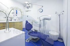 Gabinete ortodoncia en Clinica Dental Ferrus & Bratos