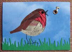 PAT 17 Rockin Robin by superjen - Cards and Paper Crafts at Splitcoaststampers