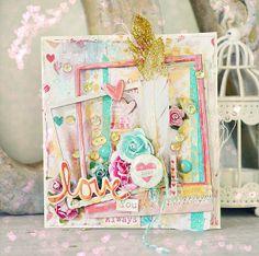 Just a Love card! - My boys, my world!