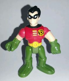 Fisher Price Robin Imaginext DC Super Friends Toy Figure in Toys & Hobbies, Preschool Toys & Pretend Play, Fisher-Price | eBay