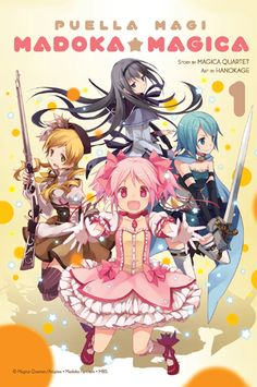 After experiencing a bizarre dream, Madoka Kaname, a kind 14-year-old girl, encounters a magical creature named Kyube. Madoka and her friend Sayaka Miki are offered the opportunity of gaining magical powers if they agree to make a contract with the strange little being. He will also grant them one wish, but in exchange they shall risk their lives by accepting the responsibility of fighting witches. Invisible to human eyes, witches are catalysts of despair in the areas they inhabit.