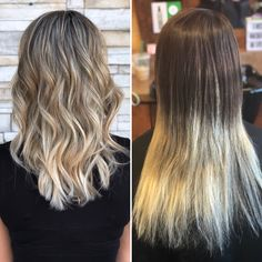@ashligreyhairstylist White Rock BC Long Hair Styles, Rock, Beauty, Skirt, Locks, Cosmetology, The Rock, Long Hairstyles, Rock Music