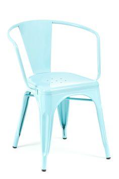 Marais Arm Chair Powder Blue
