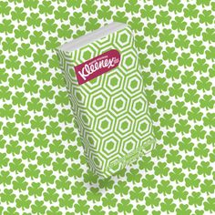 Happy St. Patrick's Day! Be sure to bring along the perfect touch of green to fend off sneezes and pinches!