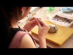 Prix de la Jeune Création Métiers d'Art - Kaori Kurihara - YouTube