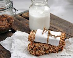 Sweet Coconut Curry Granola Bars Recipe
