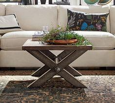 Bullock Cart Wheel Coffee Table Bullock Cart Coffee Table Pottery - Pottery barn wagon wheel coffee table