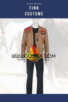 Star Wars Finn Cosplay Costume