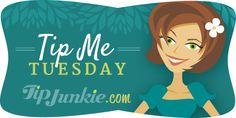 Love Tip Junkie! So many tutorials, printables, and DIY ideas.