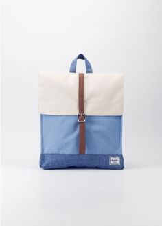 City Mid Blue Backpack