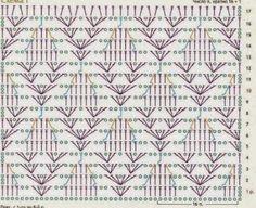 Marisabel crochet: Como me gusta esta falda Black Crochet Dress, Crochet Skirts, Crochet Blouse, Crochet Poncho, Crochet Purses, Crochet Scarves, Crochet Diagram, Crochet Chart, Crochet Motif
