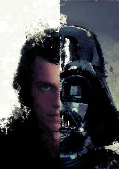 Star Wars Fan Art (before and after) - Imgur