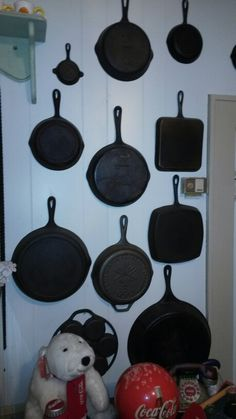 More Frying Pans