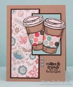 perfect blend by cookiestamper - Cards and Paper Crafts at Splitcoaststampers