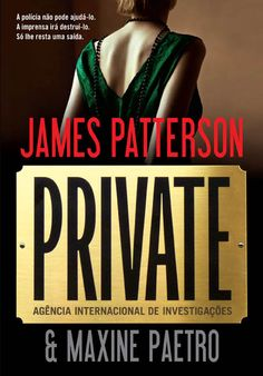 Private - James Patterson  The reason that I included this book in my reading list is because this book is truly awful.  It's a thinly-written he-man fantasy with no character development whatsoever.  Don't waste your time.