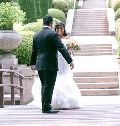 :) #RealWedding #TraditionalWedding #MensWearhouse #MWTuxedo