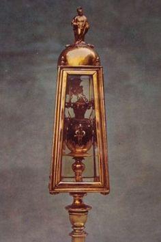 Ampolla con la sangre de San Pantaleón (Monasterio de la Encarnacion)