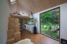 Ein Mobiles Mini Haus Vom Walden Studio
