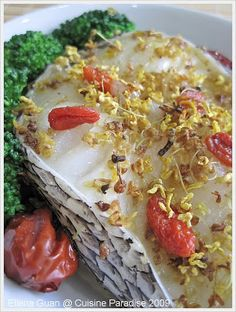 Cuisine paradise singapore food blog recipes reviews and cuisine paradise singapore food blog recipes reviews and travel steam osmanthus cod forumfinder Choice Image