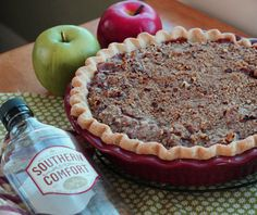 Southern Comfort Apple Pie < liquor and pie? yes please ;-)
