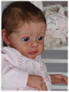 Chloe by Natali Blick (reborned by Sugar Plum Nursery)